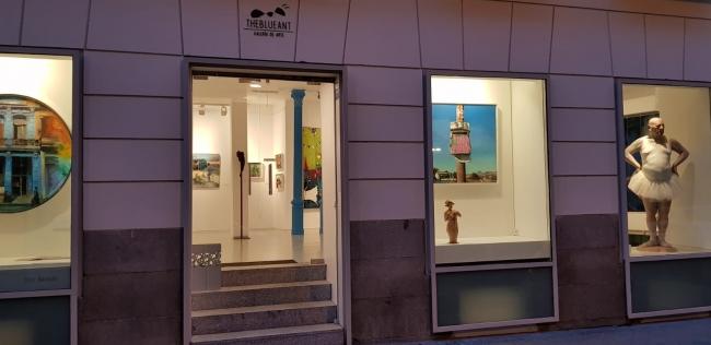 TheBlueAnt Galería de Arte