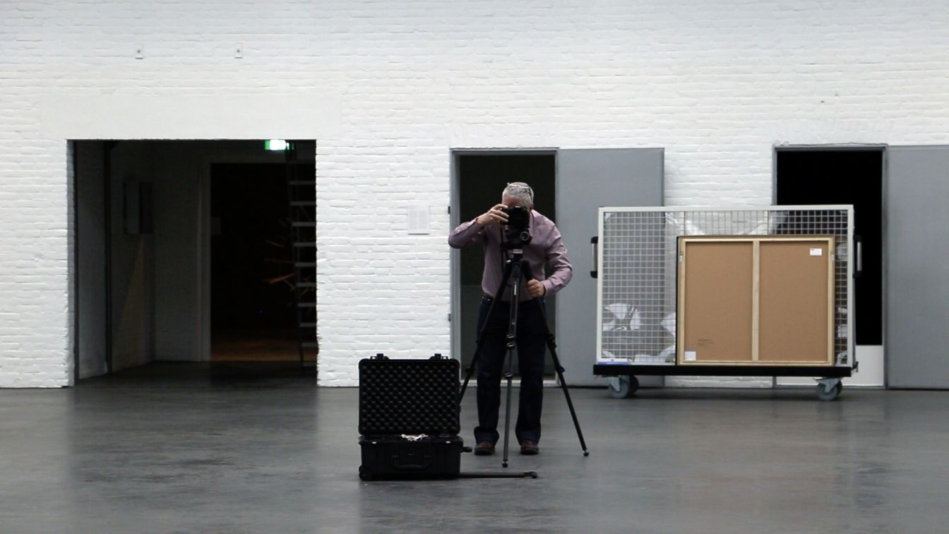 The (Invisible) Art of Documenting Art (2019) - Cristina Garrido