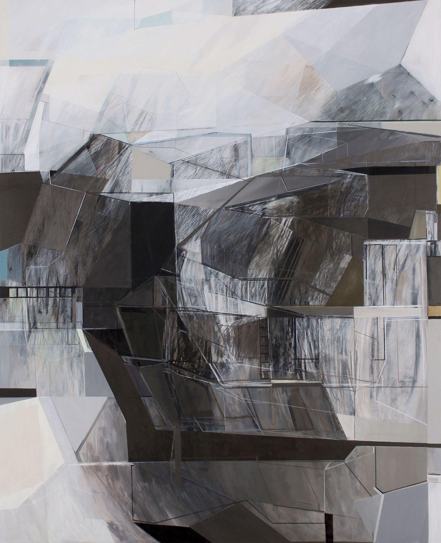 No Land. No Thing #00, (2018) - Susana Chasse