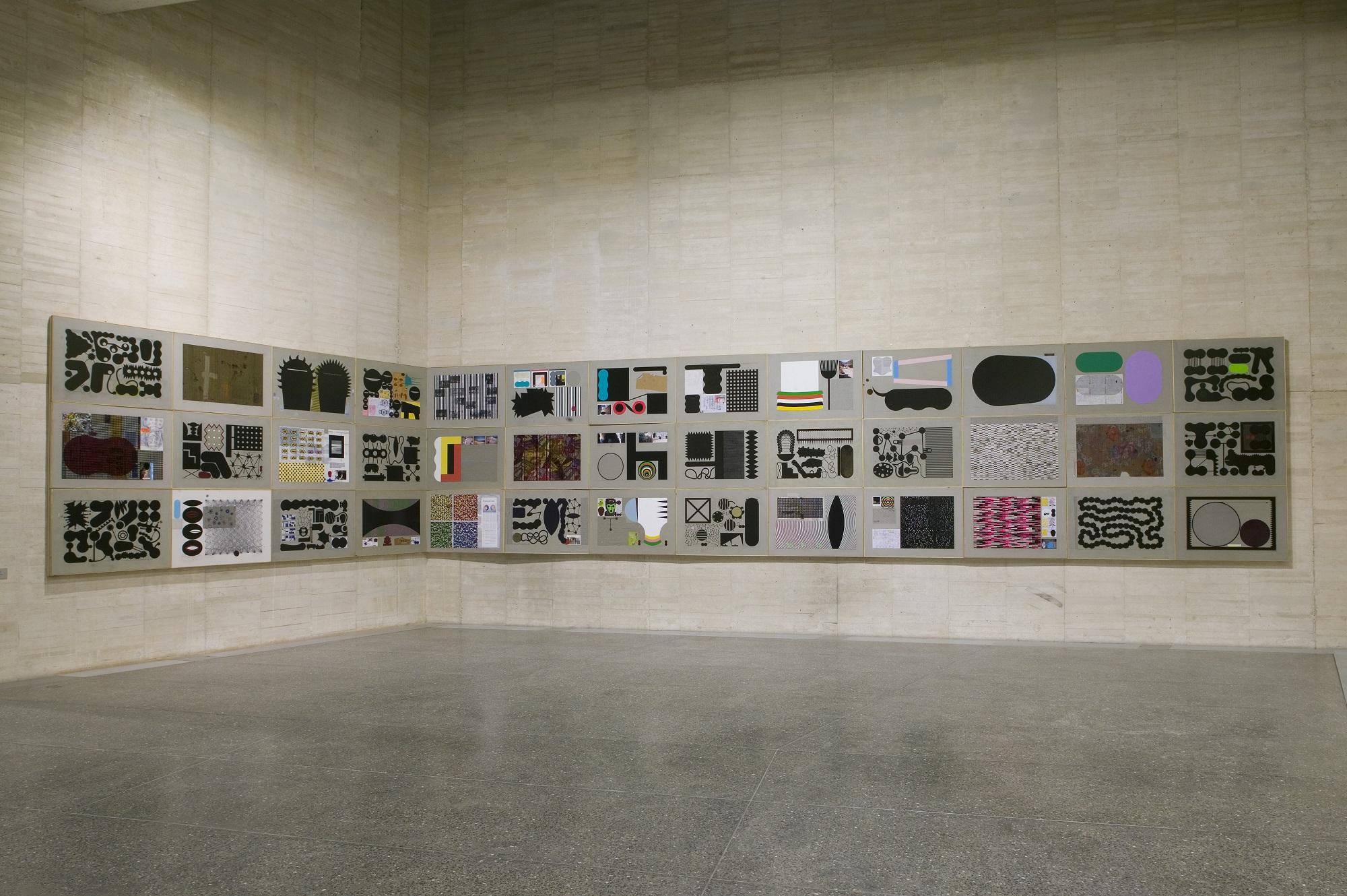 Las emociones barrocas, 2005-2007. Colección MUSAC (2005) - Néstor Sanmiguel Diest