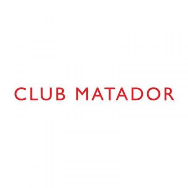 Logotipo. Cortesía de Club Matador