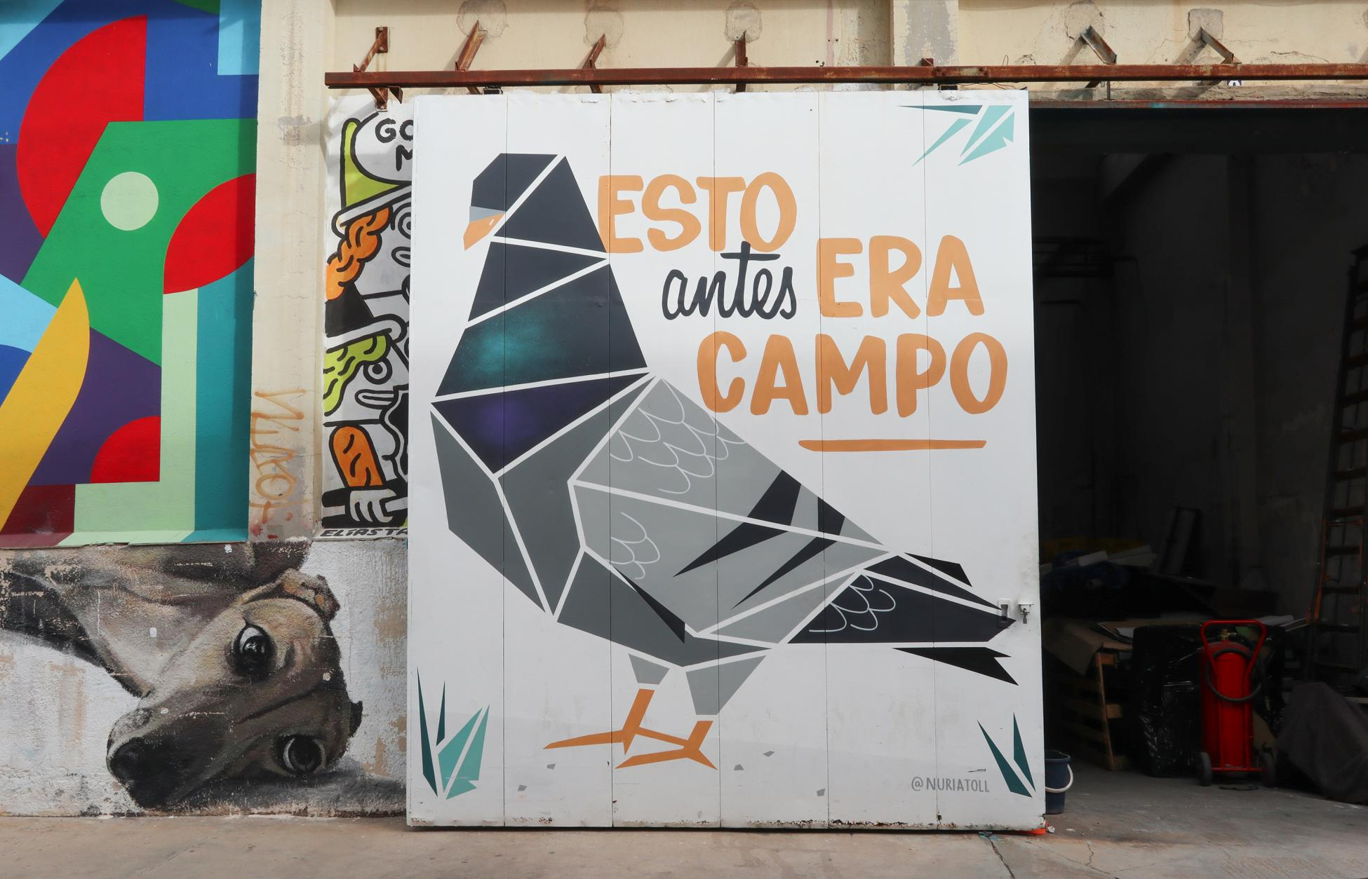 Antaño (2019) - Nuria Toll