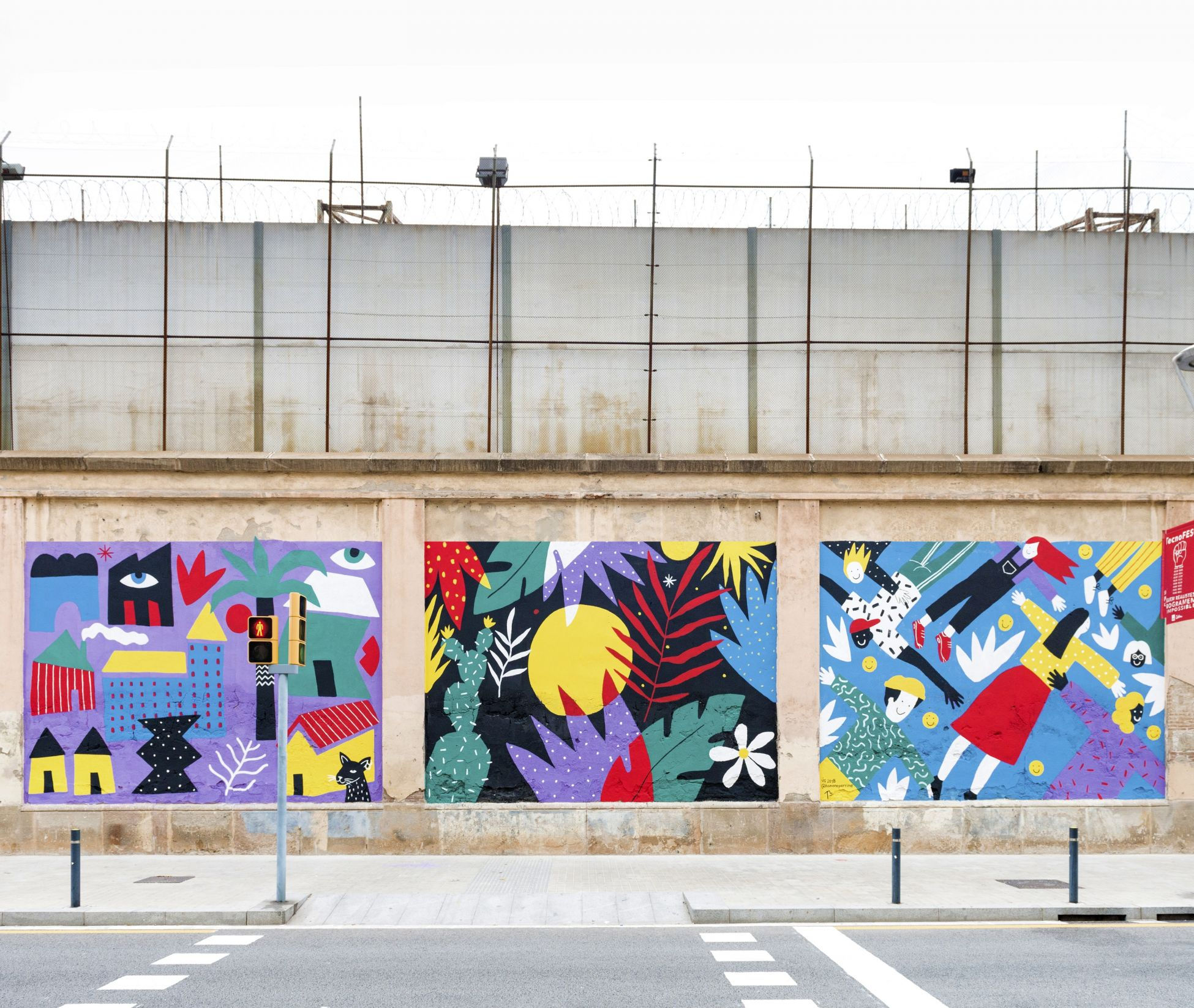 Festival US_Barcelona (2018) - Perrine Honoré
