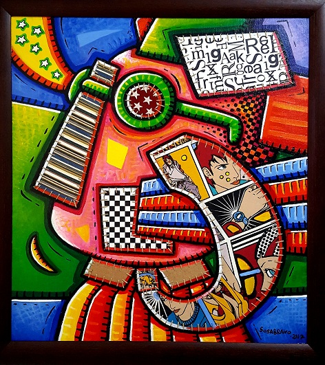 Una cabeza (2017) - Alfredo Sosabravo