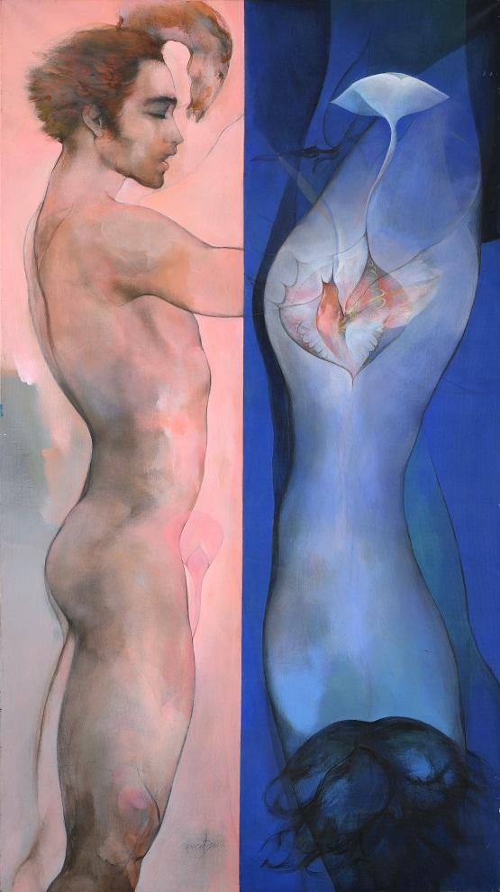 Dos en uno (2013) - Ernesto García Peña