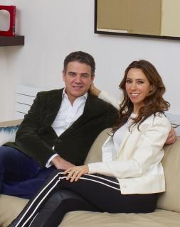 Javier Lumbreras y Lorena Pérez-Jácome ©Colección Adrastus, 2017 Autor: Max Yawney