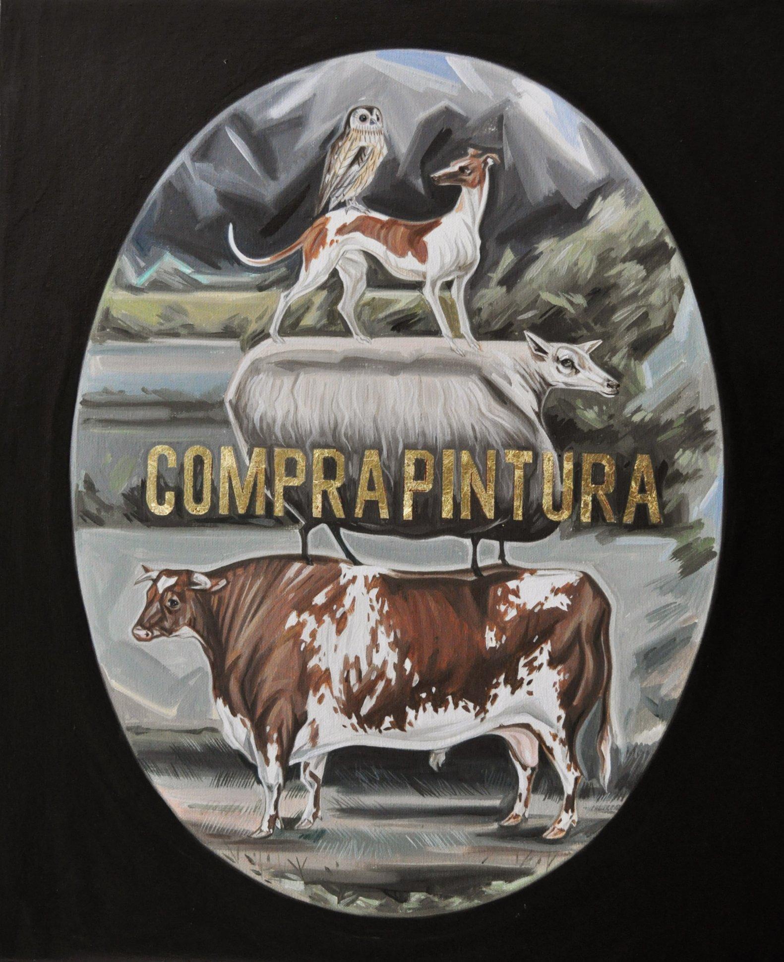 COMPRA PINTURA (2018) - Maríajosé Gallardo