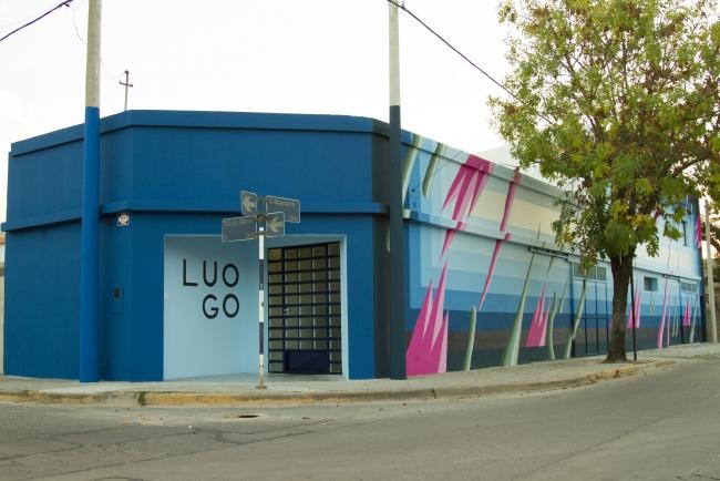 Fachada de Luogo espacio de Arte Contemporáneo - Cortesía de Luogo espacio de Arte Contemporáneo