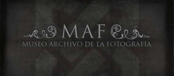 Logotipo. Cortesía Museo Archivo de la Fotografía