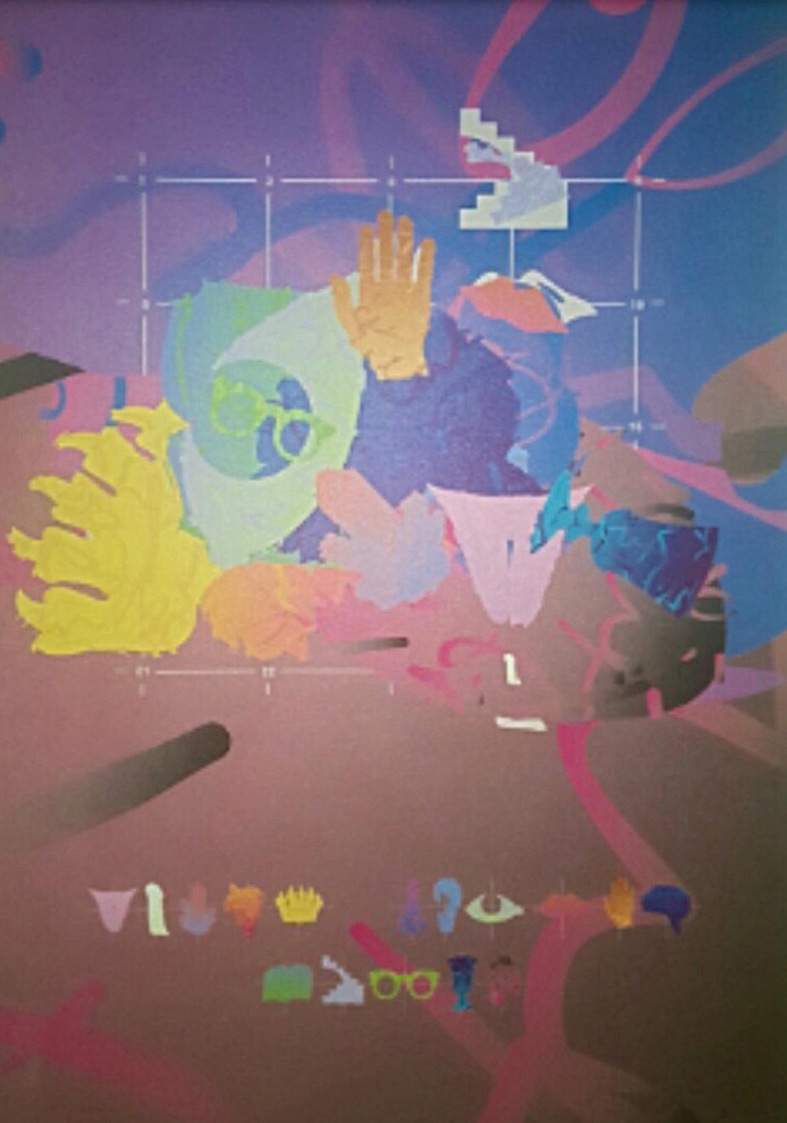 Composición 3 (1991) - Jaume Xifra