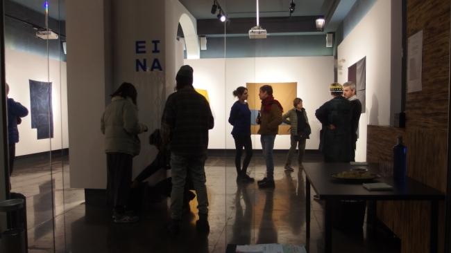 Exposición VECINDADES de la pintura