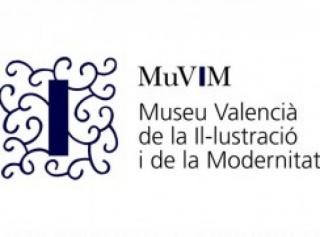 Logotipo. Cortesía del Museu Valencià de la Il·lustració i de la Modernitat (MuVIM)