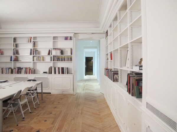 Biblioteca Sociedad Anónima