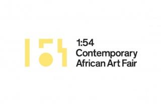 Logotipo. Cortesía 1:54 Contemporary African Art Fair