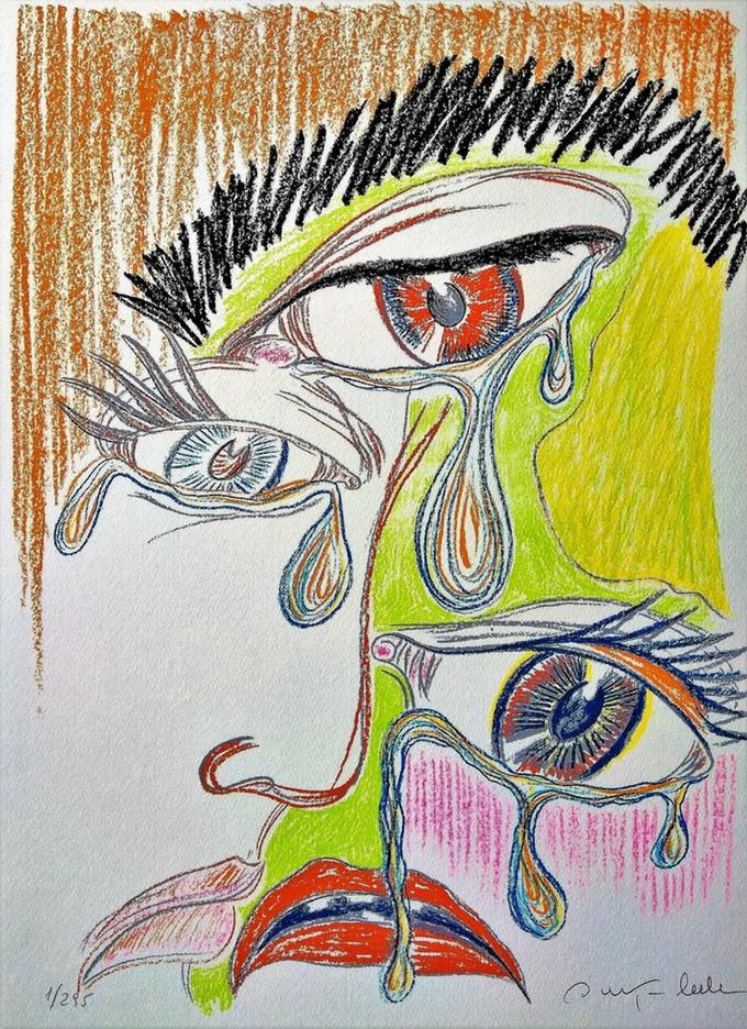 Ojos preñados de ama, sobrina y de Sancho Panza (2018) - Bárbara Allende Gil de Biedma - Ouka Leele