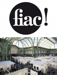 Logotipo y recinto del Grand Palais