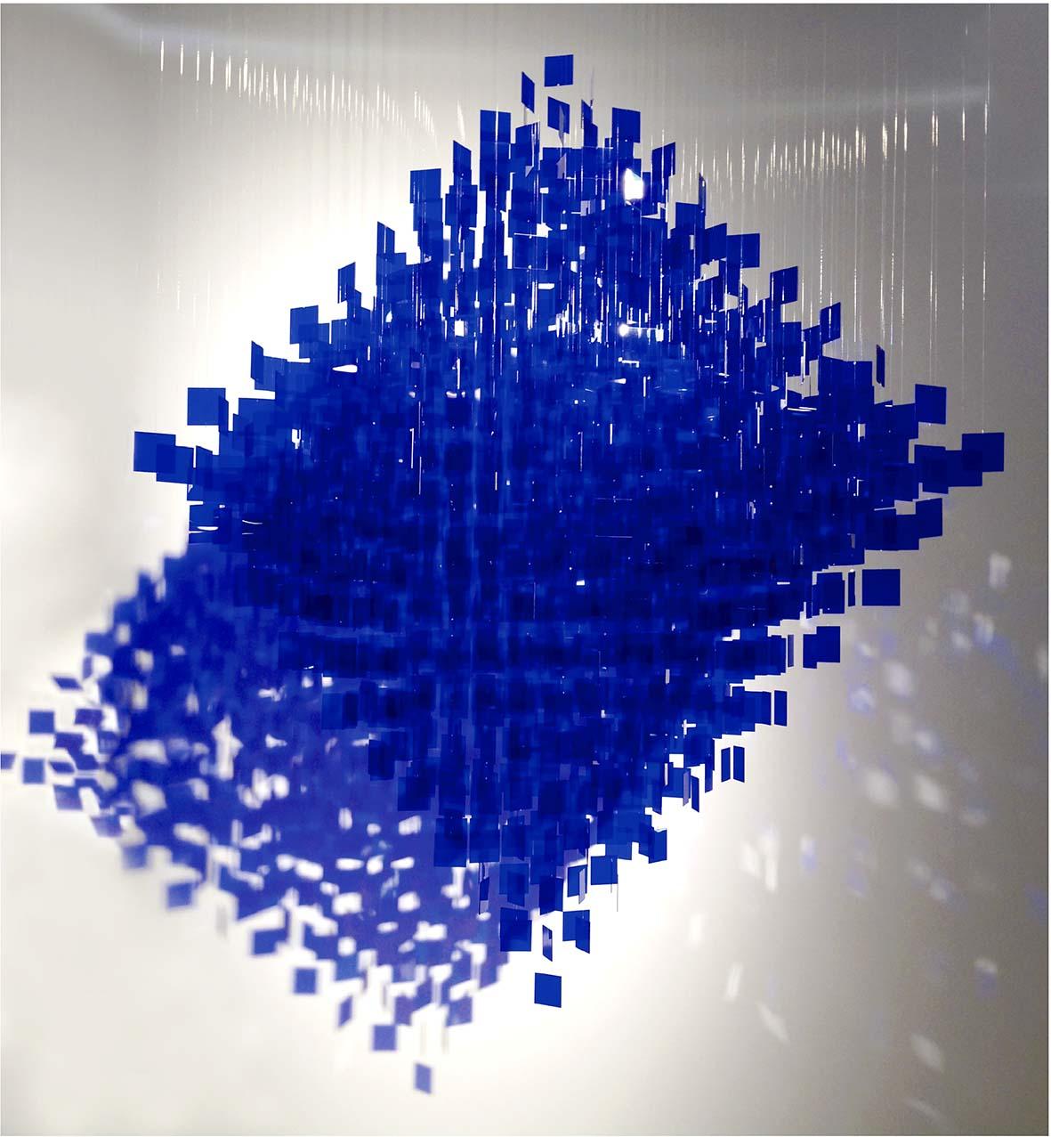 Polyedre Bleu