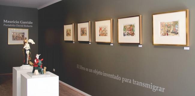 Exposición Mauricio Garrido