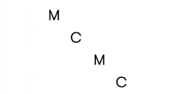Logotipo. Cortesía de la galería María Calcaterra - Moderno y Contemporáneo (MCMC)