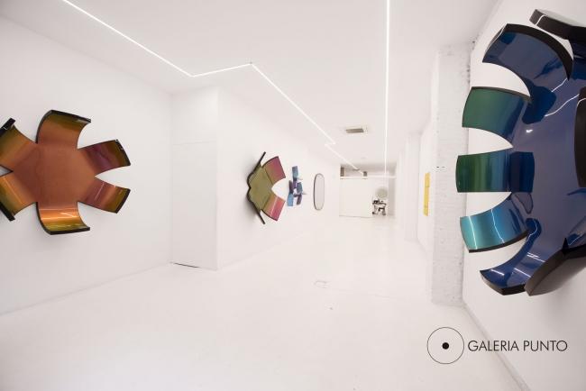 Moving Target - Oliver Johnson - Galeria Punto