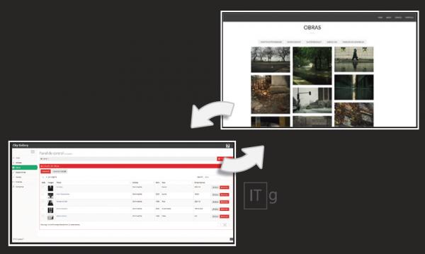 Conecta los datos de ITgallery con tu Web