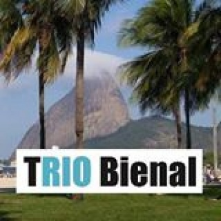 Logotipo. Cortesía TRIO Bienal
