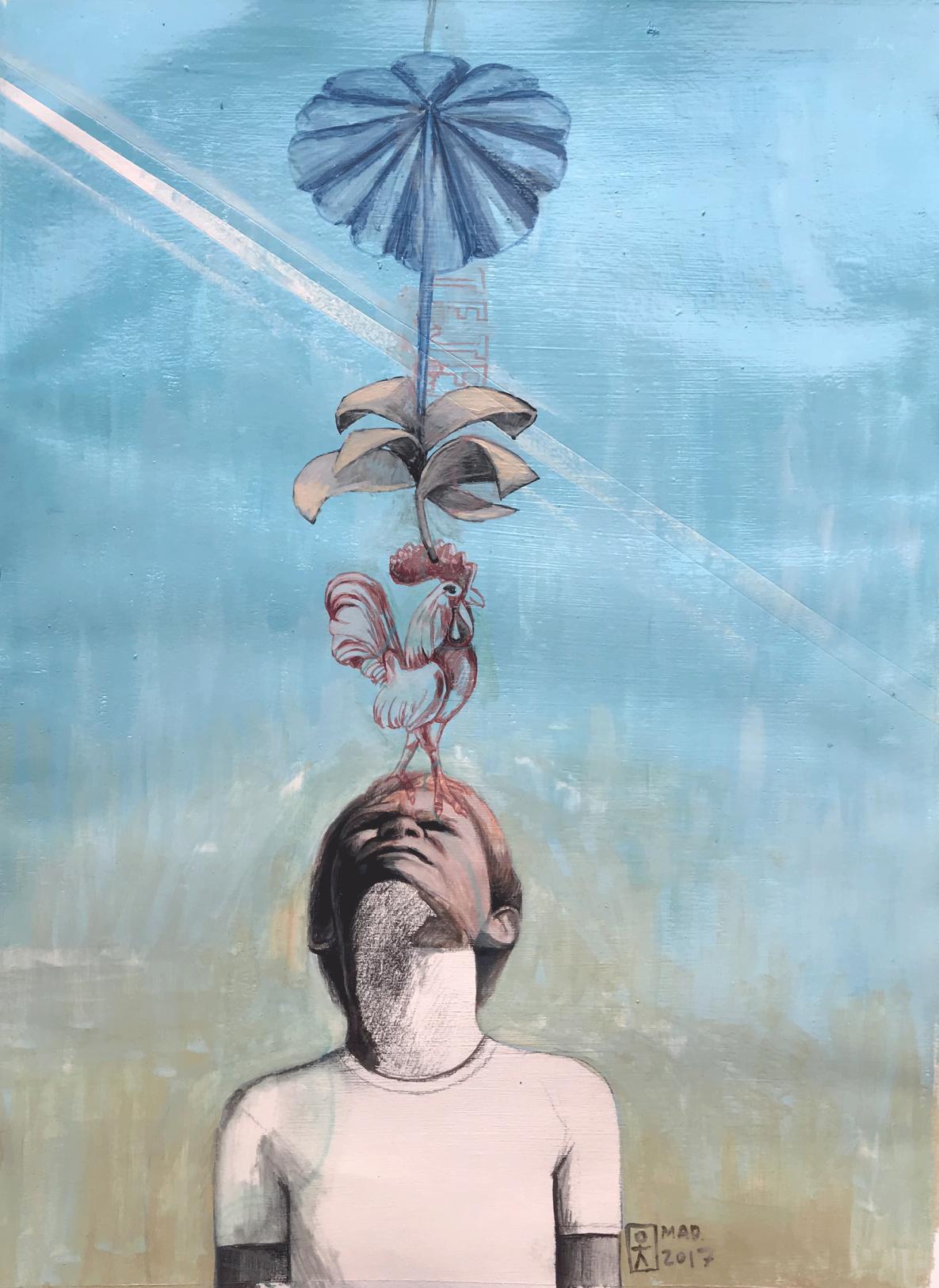 Empire Umbrella (2017) - Nacho Casares