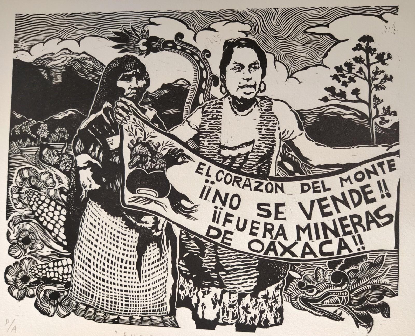 Pueblo Zapoteco (2019) - Gabriela Morac