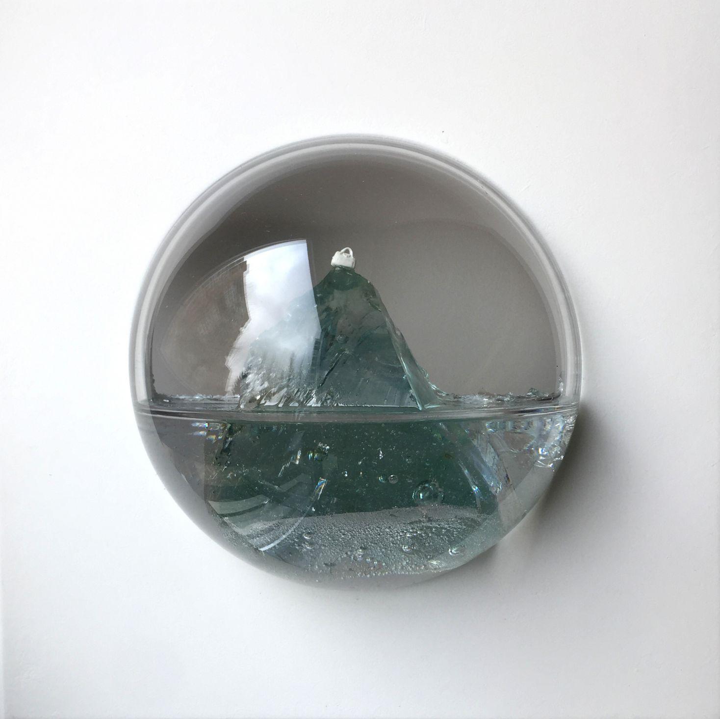 Burbujas de hielos. Isla II (2020) - María Ángeles Atauri