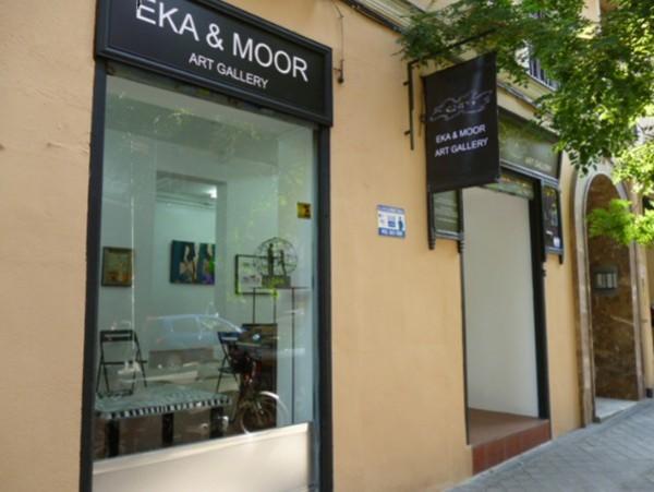 Cortesía Eka & Moor Art Gallery