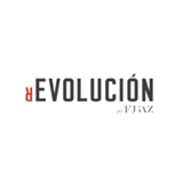 Logotipo. Cortesía de Galería Evolución