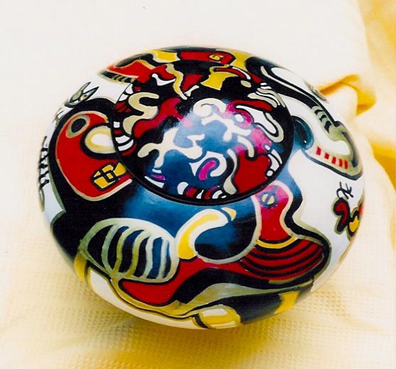 ceramica nr 1 (2010) - Consuelo Plaza Aranda