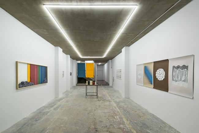 SKETCH BOGOTÁ. Exposición en asocio con (bis) | oficina de proyectos, Cali.  ©Niko Jacob, 2018