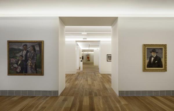 Museo de Bellas Artes de Asturias - Sala 20