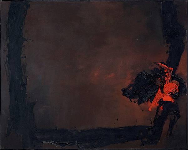 Sin Titulo N. 307 (1962) - Luis Feito
