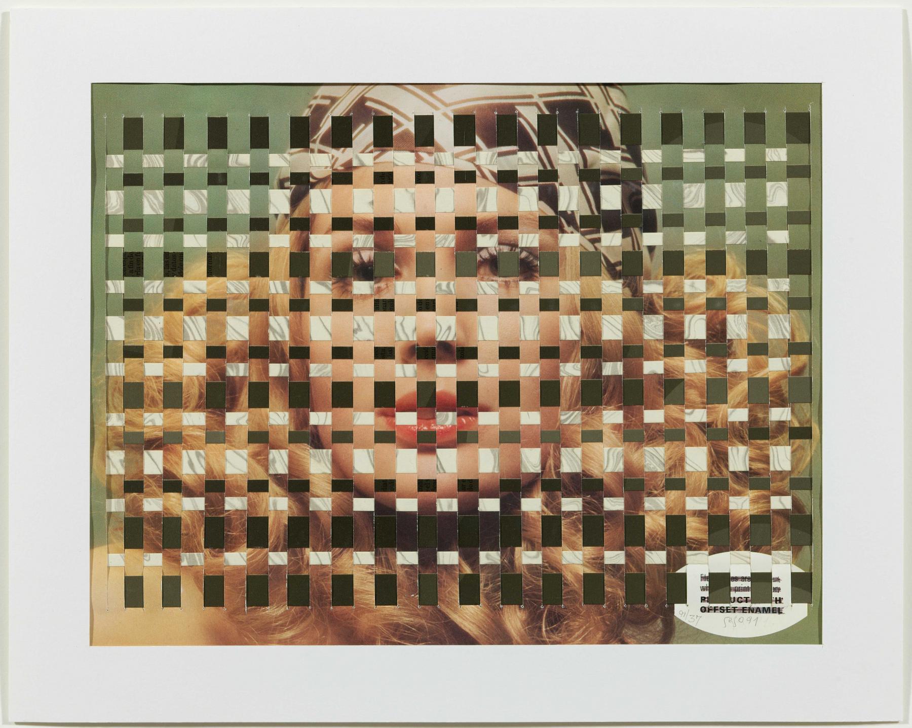 Tejedura - 91_37 (1991) - Gertrud Goldschmidt - Gego