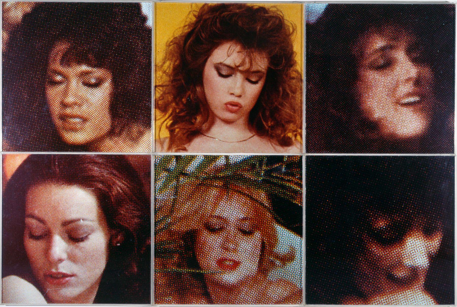 Madonnas in Ecstasy (Madonnas en éxtasis) (1987) - Jiri Georg Dokoupil