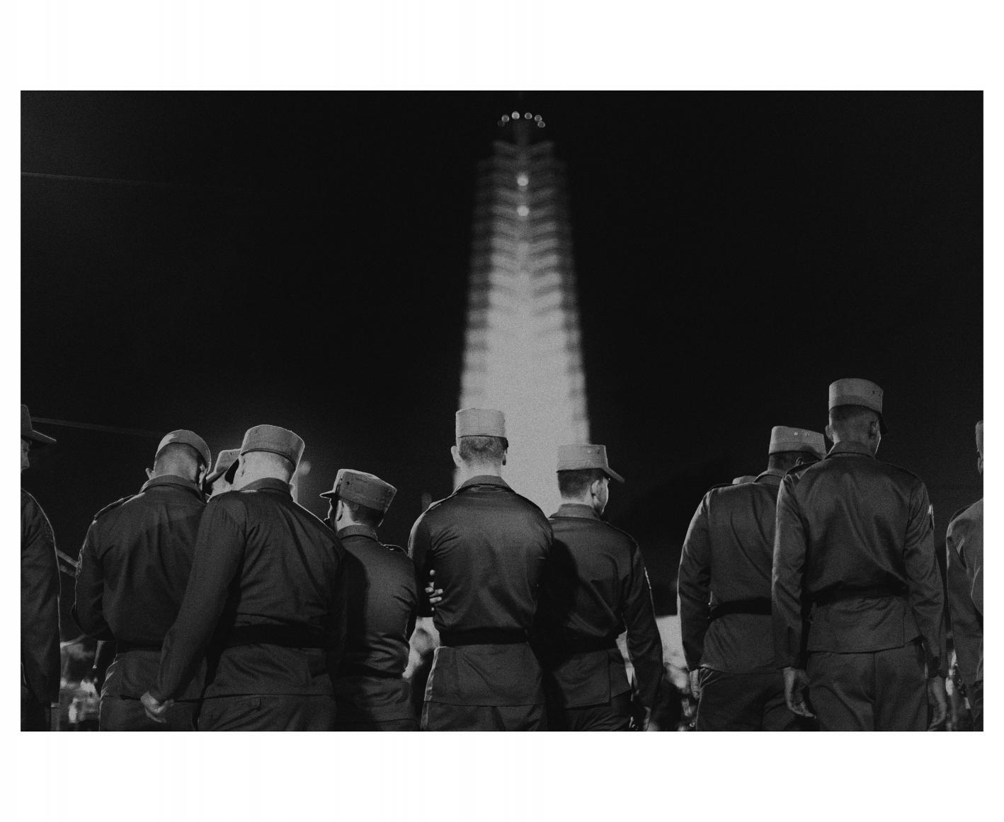 Funerales de Fidel Castro (2016) - Leandro Feal