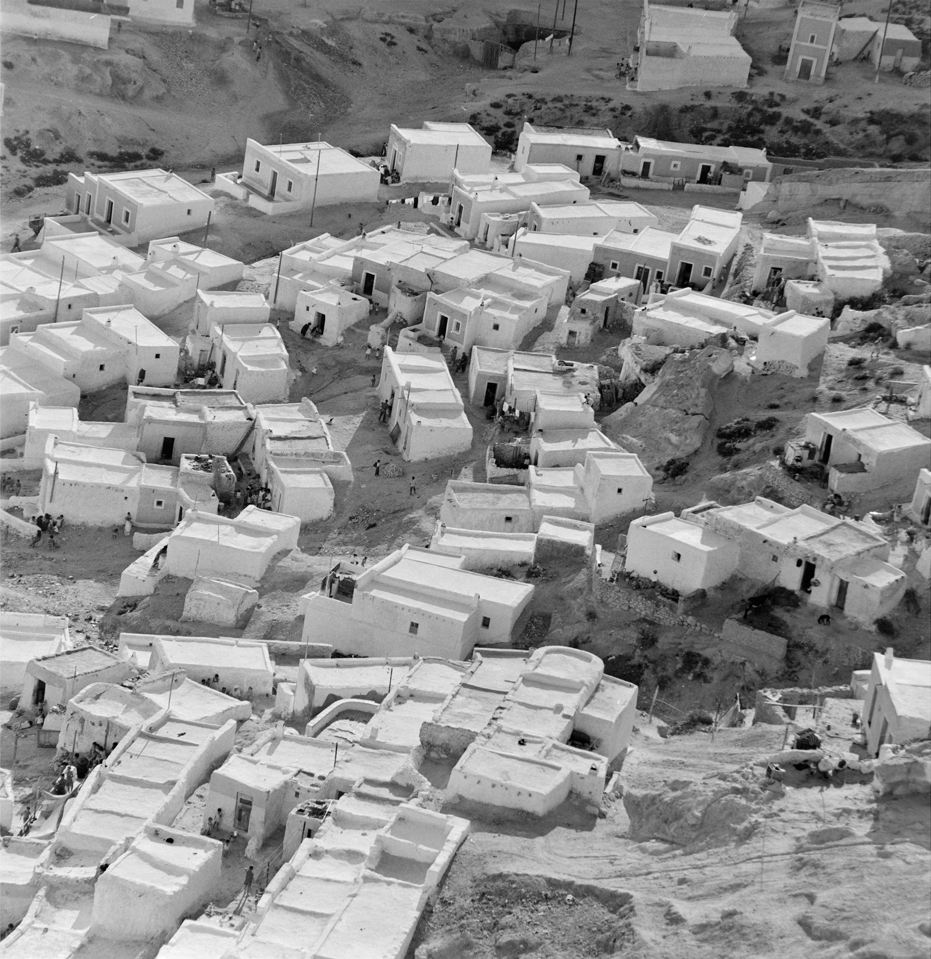 La Chanca. Almería (1960) - Carlos Pérez Siquier