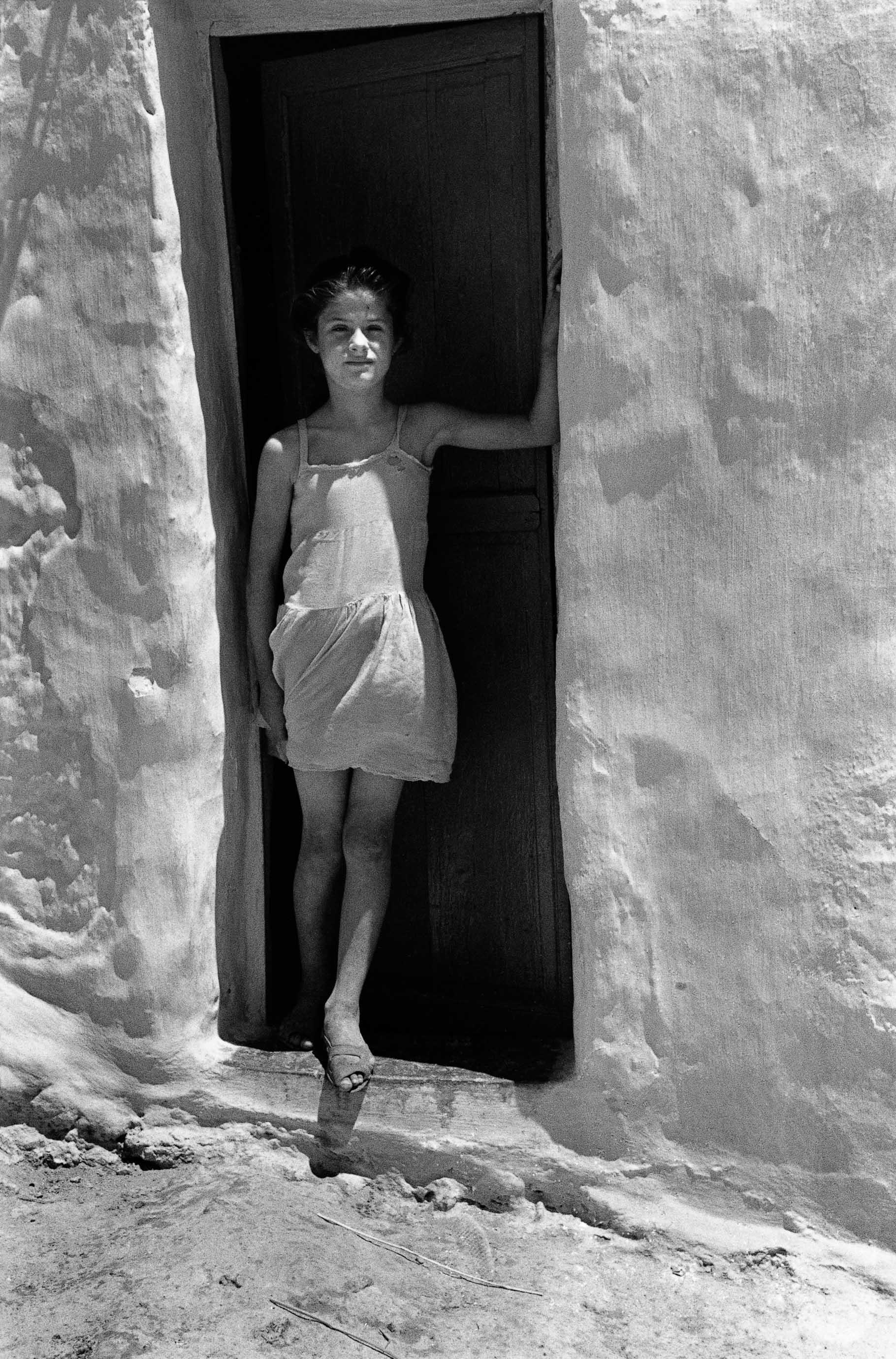 La Chanca, Almería (1957) - Carlos Pérez Siquier
