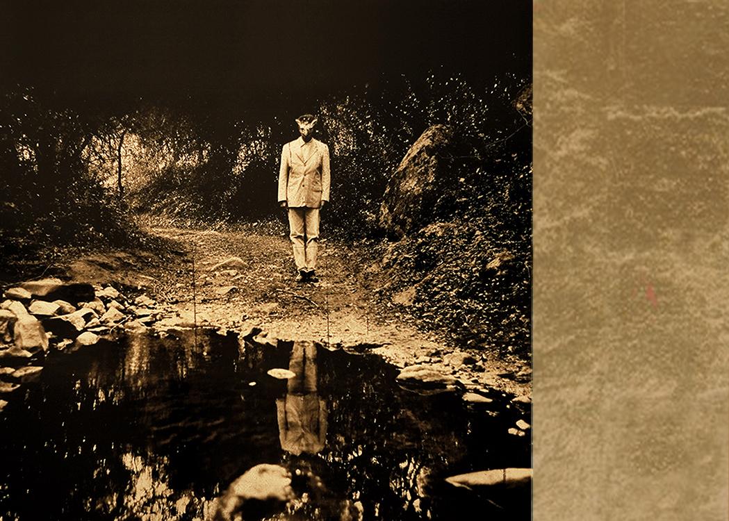 En el instante que nada pasaba…  Serie Jerarquías de Intimidad (2004) - Luis Gonzalez Palma