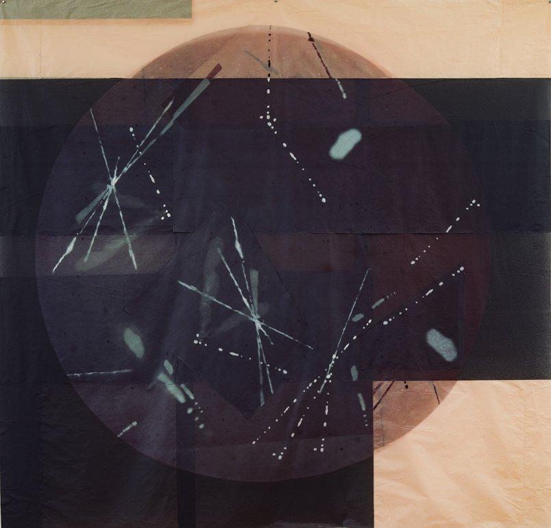 Partículas Cósmicas (2016) - Luis Gonzalez Palma