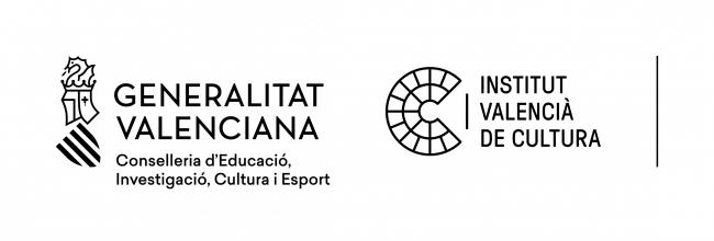 Logotipo del Institut Valencià de Cultura (IVC)