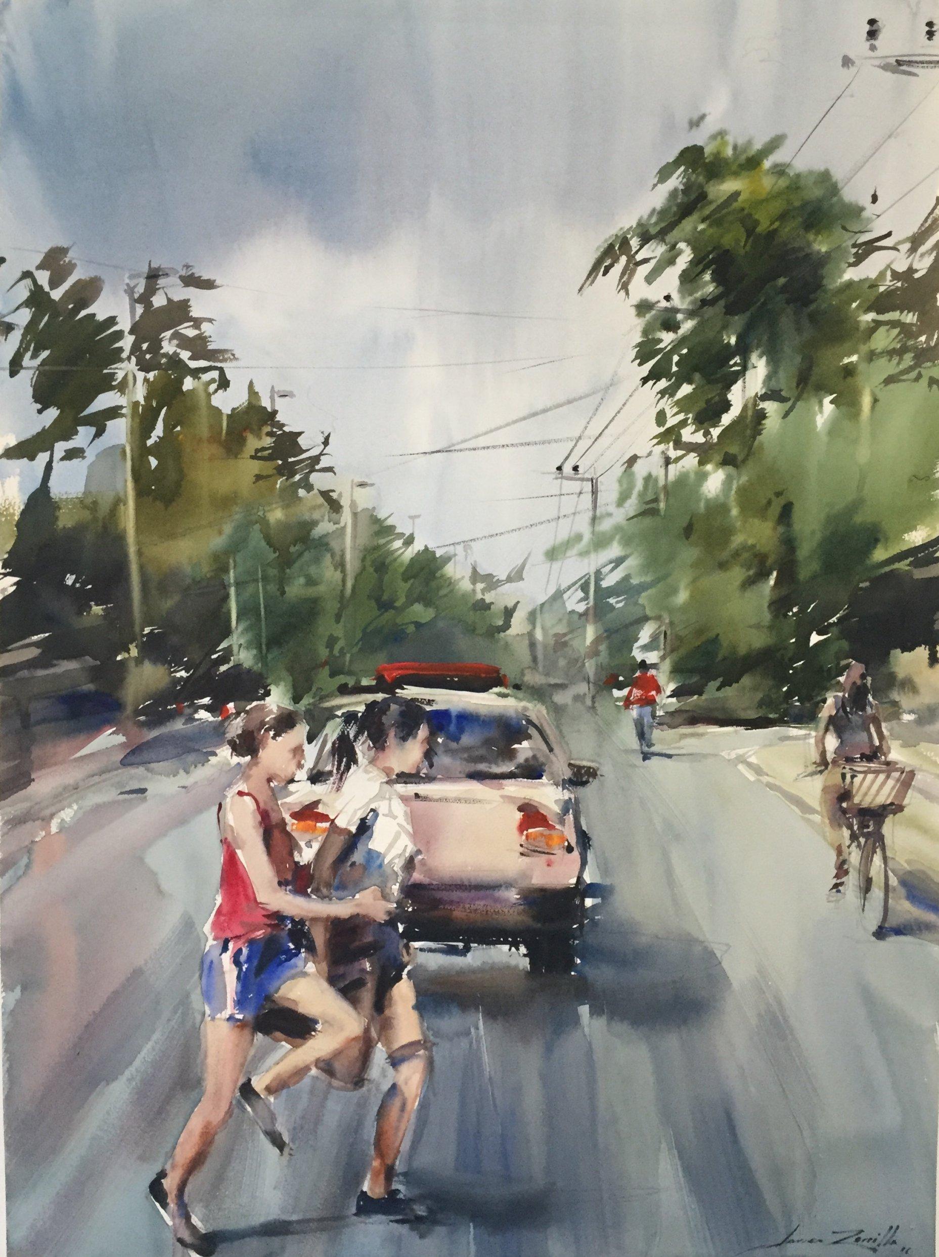 Jugandose el tipo (2016) - Javier Zorrilla