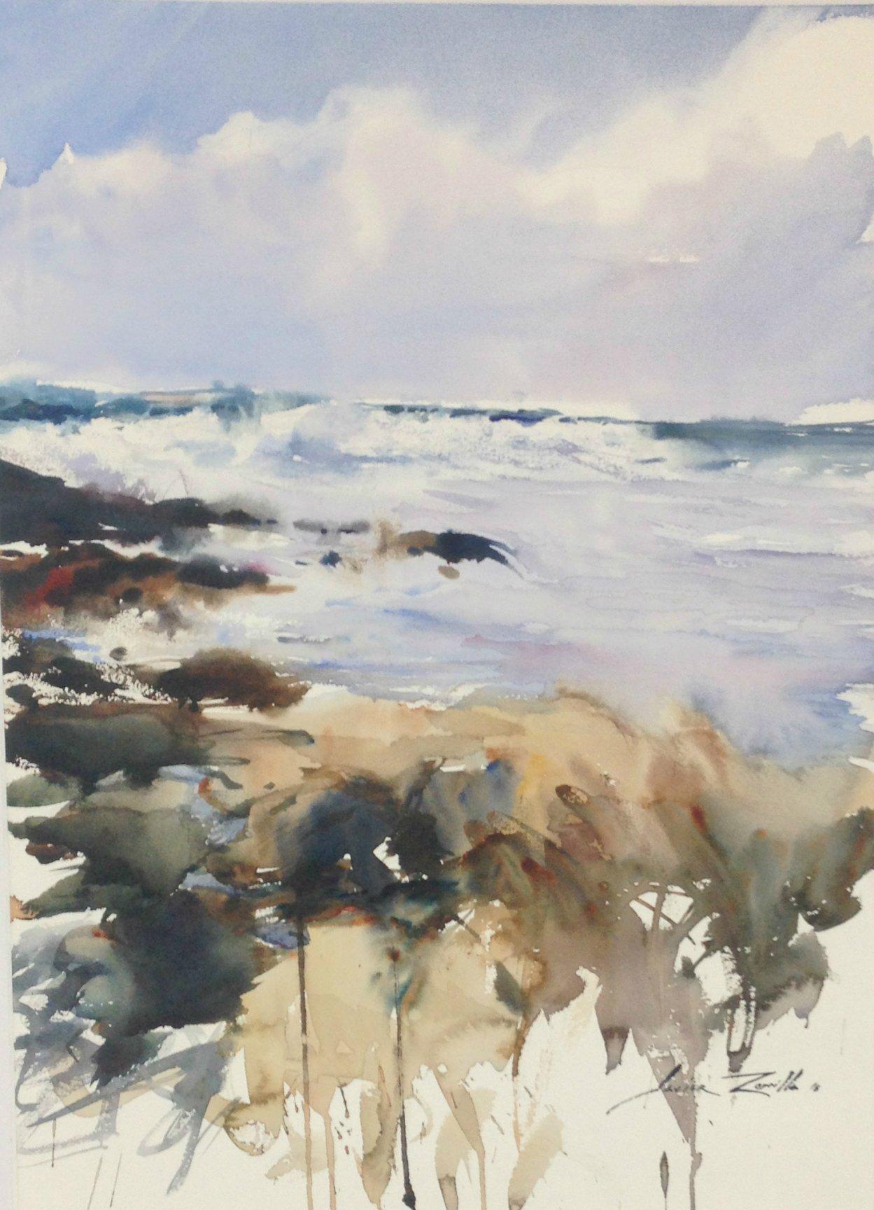 Playa de Celorrio (2016) - Javier Zorrilla
