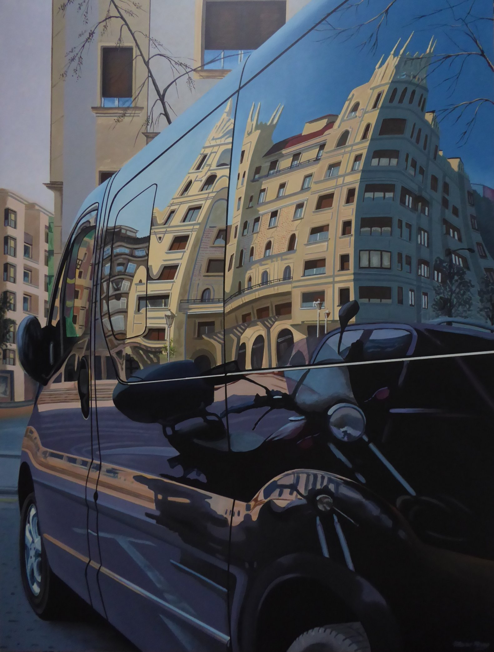 Mimetizado en el Entorno (2016) - Jose Ramón Muro