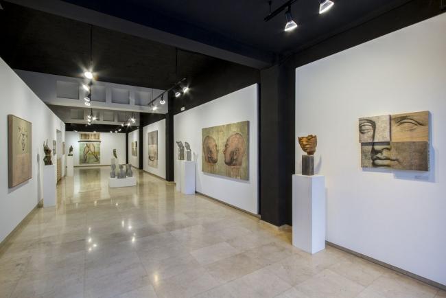 interior de la galeria 2