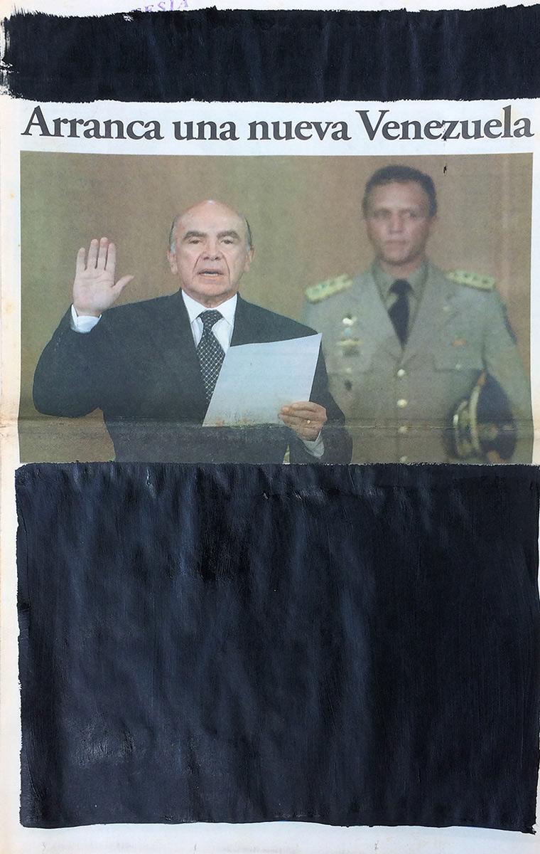 La verdad no es noticia. Arranca una nueva Venezuela