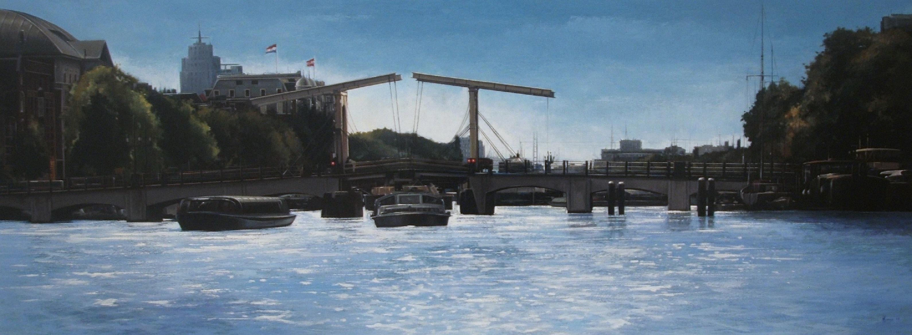 Puente de Amsterdam (2008) - Juan Ramón Espax Dolade - Espax