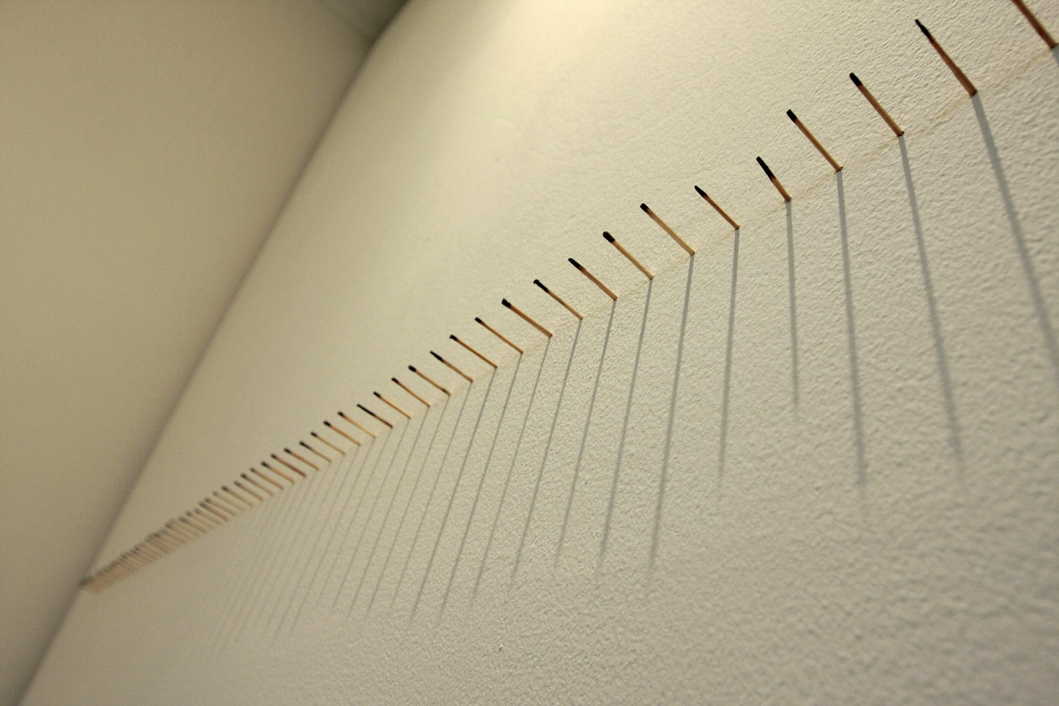 Horizonte (de la serie Escala de Valores) (2012) - Walterio Iraheta